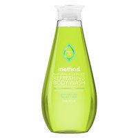 Method Refreshing Gel Body Wash, Green Tea + Aloe, 18 Fl Oz