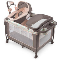 Ingenuity Soothe Me Softly Washable Playard - Piper
