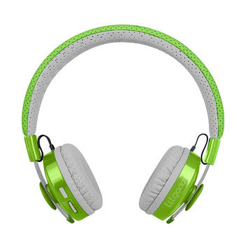 LilGadgets Lgut-06 Untangled Pro On-the-ear Headphones - Green