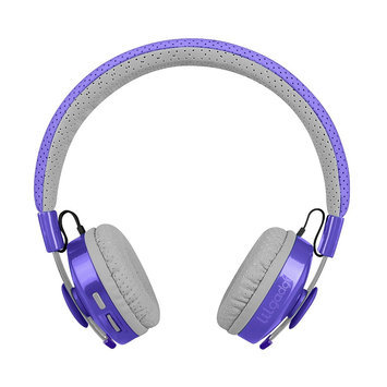 LilGadgets Lgut-05 Untangled Pro On-the-ear Headphones - Purple