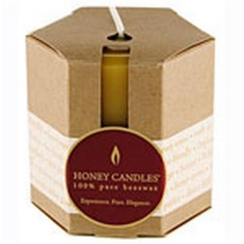Honey Candle 209758 3 in. Pure Beeswax Candles Pillar