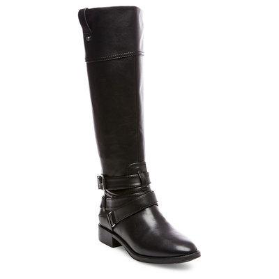 Women's Adelle Riding Boots - Black 8