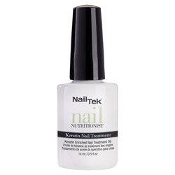 Nail Tek Nail Nutritionist Keratin Nail Treatment Oil 0.5 oz