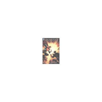 Injustice Gods Among Us Year One ( Injustice: Gods Among Us: Year One) (Paperback)