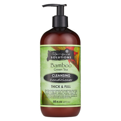 Renpure Solutions Bamboo Green Tea Thick & Full Cleansing Conditioner - 16 oz