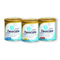 Neocate Junior, Unflavored, 14.1 oz / 400 g (1 can)