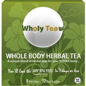Inno-tech Dr. Miller's Wholy Tea(tm)