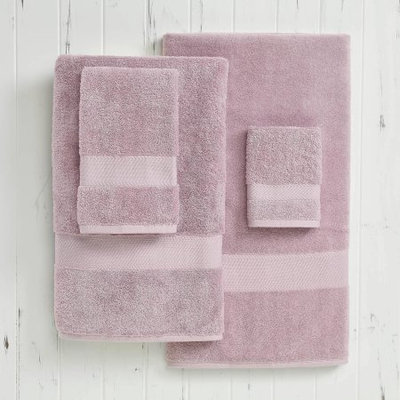 1888 Mills Mainstays Lavender Hand Towel