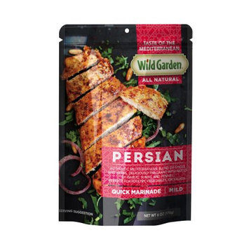 Wild Garden Persian Marinade, 6 OZ (Pack of 2)