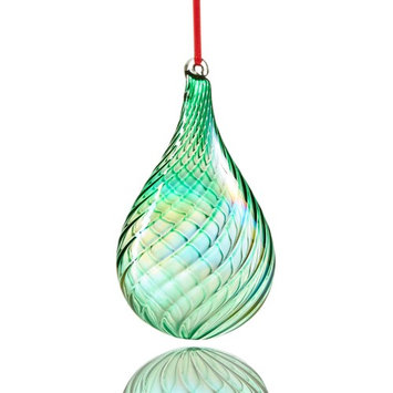 Green Drop Ornament, Created for Macy's