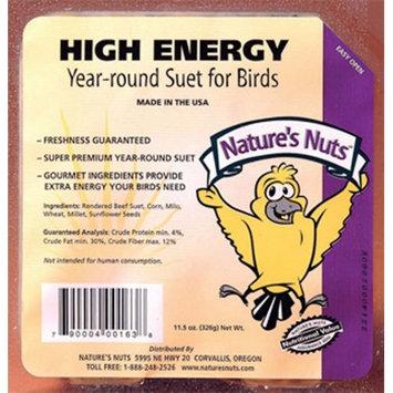 CHUCKANUT PRODUCTS High Energy Suet