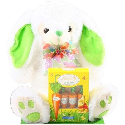 Alder Creek Gift Baskets Lindt Easter Bunny Gift Set. 2 pc