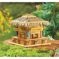 Zingz & Thingz 57070129 Wood Beachcombers Birdhouse