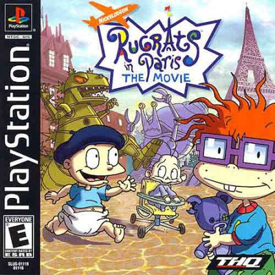 Thq, Inc. Rugrats in Paris