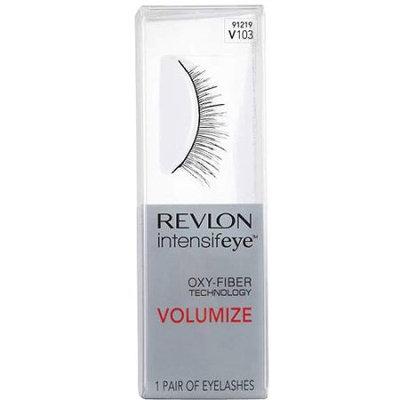 Pacific World Revlon Intensifeye Volumize Eyelashes, 91219/V103, 1 pr
