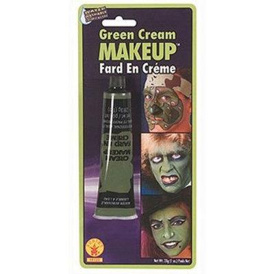 Rubie's Costume Co Rubie's Green Cream Makeup, 1.0 Ounce