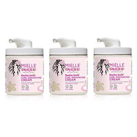 [Pack of 3] Mielle Tinys & Tots Sacha Inchi Curl Enhancing Cream 8oz With Certified Organic Ingredients, Formulated for Children : Beauty