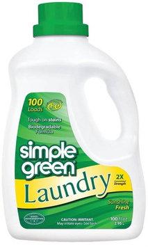 Simple Green Laundry Supplies 100 oz. Sunshine Fresh Laundry Detergent