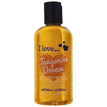 I Love… Tangerine Dream Revitalizing Shower Gel 250ml
