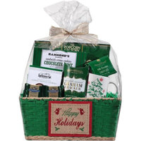 Design Pac Deck the Halls Breakfast Gift Basket, 8 pc