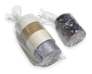 Value Brand 15G083021 Gusseted Poly Bag, 21 In.L, 8 In.W, PK1000