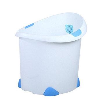 Bath Seat Tub, Kapas [2-12 Years] Portable Anti-Floating Seat Bath Tube for Baby, Children, Kids