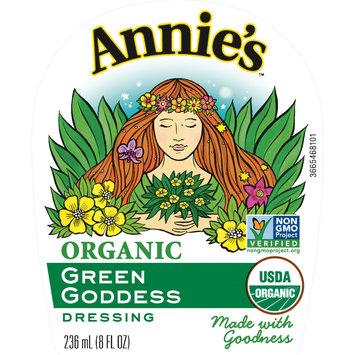 Annie's Organic Green Goddess Dressing, 8 fl oz