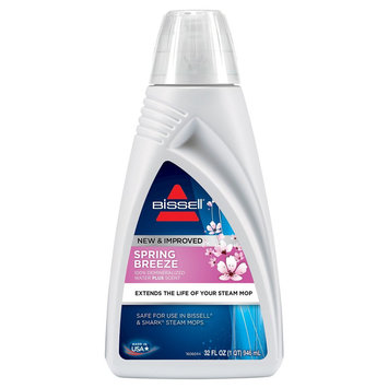 Bissell Spring Breeze 32oz. Scented Dermineralized Steam Mop Water - 1394