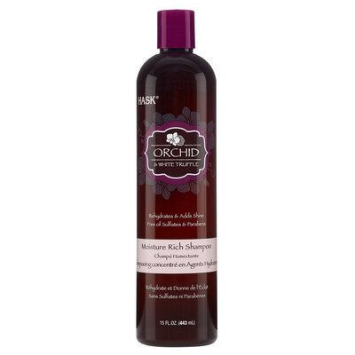 Hask Orchid & White Truffle Extreme Moisture Shampoo - 15 oz