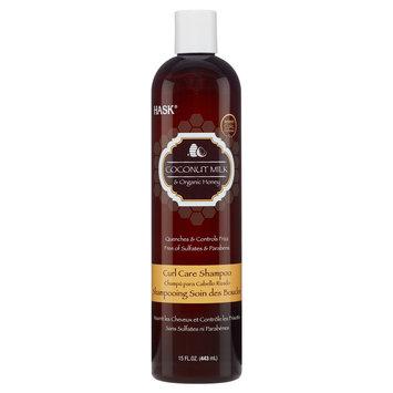 Hask Coconut Milk & Organic Honey Curl Care Shampoo
