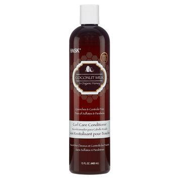 Hask Coconut Milk & Organic Honey Curl Care Conditioner