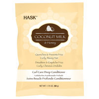 Hask Coconut Milk & Organic Honey Curl Care Deep Conditioner