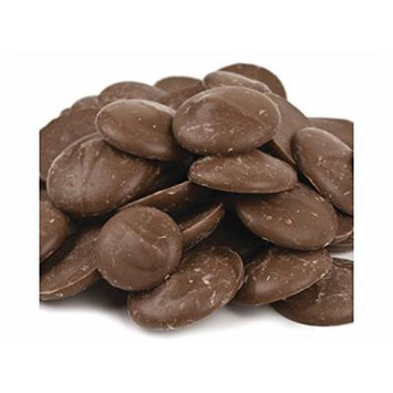 Oasis Supply Mercken's Chocolate Wafters Candy Making Supplies, Milk, 10 Pound