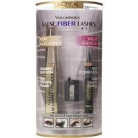 L'Oreal Voluminous Eye Kit, Smoldering Liner Black, Mascara 0.34 Fl. Oz., Liner 0.087 Oz.