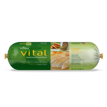 Deli Fresh 518002 DeliFresh Adlt Chicken-Vg-Rice 2 Roll