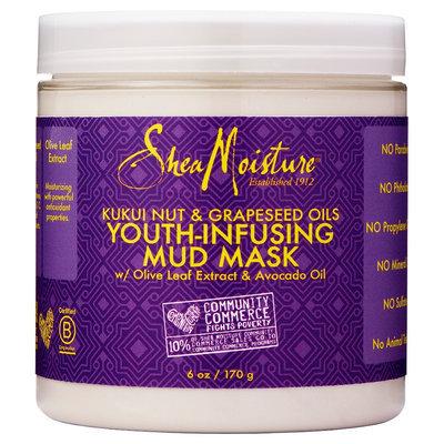 SheaMoisture Kukui Youth Infusing Mud Mask