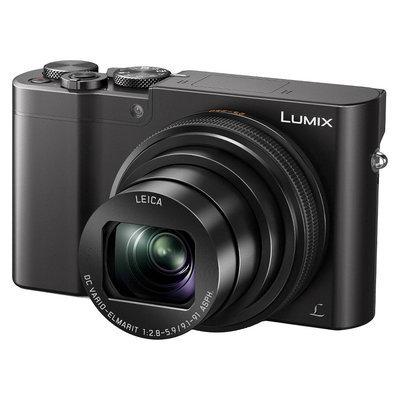 Panasonic DMC-ZS100 Digital Camera - Black