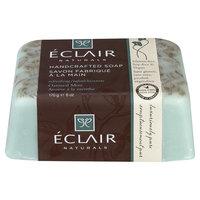 Eclair Naturals Handcrafted Bar Soap Oatmeal Mint 6 oz