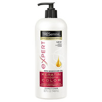 Tresemme Expert with Moroccan Oil Keratin Smooth Color Conditioner 32 oz