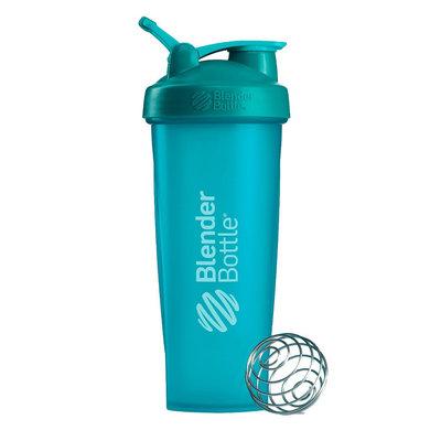 Blenderbottle Blender Bottle Classic with Loop SportMixer 28 oz - Aqua (Blue)