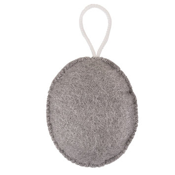 The Bathery Charcoal Infused Exfoliating Puff