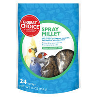 All Living Things® Spray Millet Bird Treat size: 24 Count