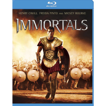 Tcfhe Immortals Blu-ray