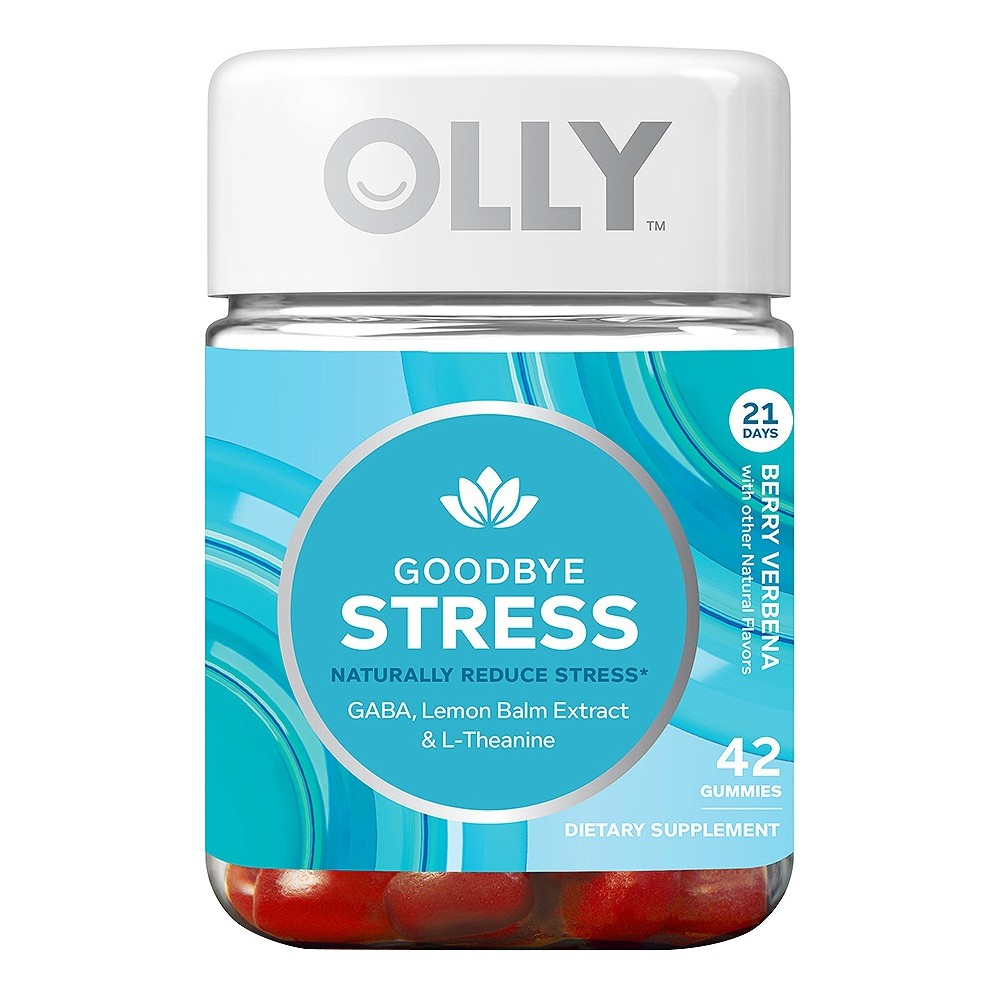 Olly Goodbye Stress Gummies - 42 Count
