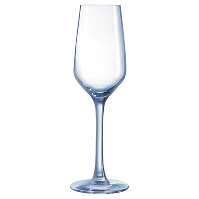 Chef & Sommelier Crystal Champagne Flute Set of 4