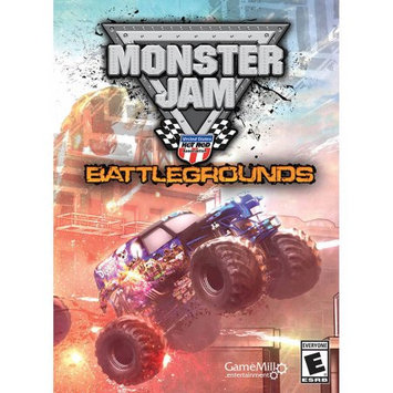 Wd Encore Software, Llc Encore Software 36890 Monster Jam Battlegrounds Brings The Ever-Popular Touring Show Strai