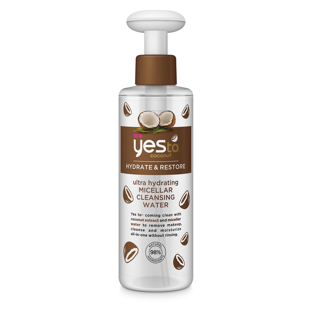 Yes To Coconuts Ultra Hydrating Micellar Cleansing Water