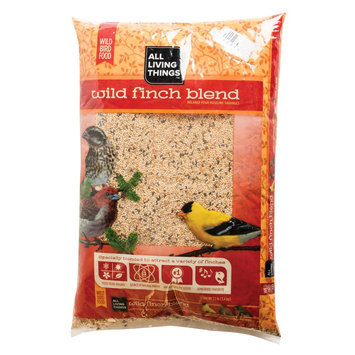 All Living Things® Wild Finch Blend Bird Food size: 7.5 Lb