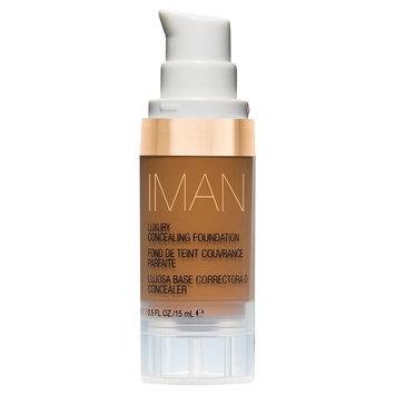 Iman Luxury Concealing Foundation Earth 2 0.5 oz