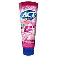 Act Kids Toothpaste Bubblegum 4.6oz